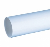 ventilation pipe 125 mm 0,5 Meter